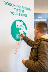 Smart Badge
